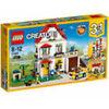 LEGO CREATOR  31069 VILLETTA FAMILIARE MODULABILE    NUOVO