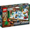 LEGO CITY CALENDARIO DELL