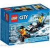 LEGO CITY POLIZIA FUGA CON GLI PNEUMATICI - LEGO 60126