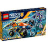 LEGO 70355 Nexo Knights Scalarocce di Aaron costruzioni mattoncini