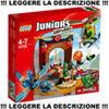 LEGO Juniors: Tempio Perduto di Ninjago - 10725 - NUOVO/SECONDA SCELTA [COS1915]