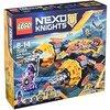 LEGO- Nexo Knights Frantumatore di Axl Costruzioni Piccole Gioco Bambina, Multicolore, 70354
