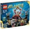 LEGO - 8078 - Jeux de construction - LEGO atlantis - Les portes d