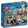 LEGO City - 60077 - Jeu De Construction - Ensemble De Démarrage De L