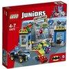 LEGO Juniors - 10672 - Jeu De Construction - Batman
