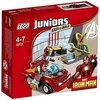 LEGO - 10721 - Juniors - Jeu de Construction - Iron Man contre Loki