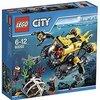 LEGO - 60092 - City - Jeu de Construction - Le Sous-marin