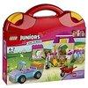 LEGO- Juniors Valigetta della Fattoria Costruzioni Piccole Gioco Bambina, Multicolore, 10746