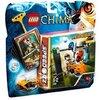 LEGO Legends of Chima - Speedorz: Catarata del Chi, Juego de construcción (70102)
