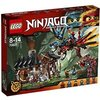 LEGO - 70627 - NINJAGO - Jeu de Construction - La forge du dragon