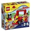 LEGO DUPLO - La voiture de course de Mickey - 10843 - Jeu de construction