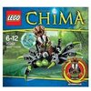 LEGO Legends of Chima 30263 Spider Crawler Polybag Set by LEGO
