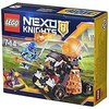 LEGO - 70311 - Nexo Knights - Jeu de Construction - La catapulte du Chaos