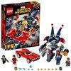 Lego Super Heroes 76077 - Set Costruzioni Iron Man: l