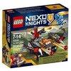 LEGO Nexo Knights 70318 The Glob Lobber Building Kit (95 Piece) by LEGO