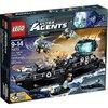 LEGO Ultra Agents Ocean HQ 1204pieza(s) - Juegos de construcción (9 Año(s), 14 Año(s), 1204 Pieza(s))