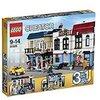 Lego Creator - Tienda de Bicicletas y cafetería, Juego de construcción (31026)