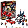 LEGO 76077 Marvel Super Heroes Iron Man, Detroit Steel Strikes Superhero Toy
