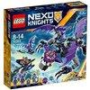 LEGO- Nexo Knights Heligoyle Costruzioni Piccole Gioco Bambina Giocattolo, Multicolore, 70353