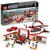 LEGO Speed Champions Ferrari Ultimative Garage 75889 Konstruktionsspielzeug