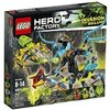 LEGO Hero Factory Queen Beast vs. Furno, Evo and Stormer 44029 Building Set by LEGO