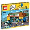 Lego- The Simpsons -Jet Market