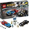 Lego Speed Champions 75881 2016 Ford GT & 1966 Ford GT40 Building Set