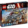 LEGO 75157 Star Wars Captain Rex's AT-TE Construction Set - Multi-Coloured