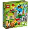 LEGO DUPLO - Jungla, Juego de Construcción con Muchos Animales para Jugar (10804)