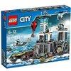 LEGO City 60130 - Polizeiquartier auf der Gefängnisinsel Bausteinspielzeug