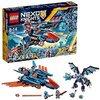 Lego Nexo Knights 70351 - Set Costruzioni Il Falcon Fighter di Clay