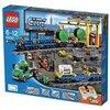 LEGO City - Le train de marchandises - 60052 - Jeu de Construction