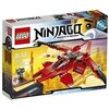 Lego Ninjago- Playthèmes - 70721 - Jeu De Construction - Le Superjet De Kai