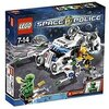 LEGO - 5971 - Jeu de construction - Space Police - Le transport des lingots d