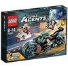 LEGO Agents - Huida de Invizable con el Oro (6101005)