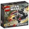 LEGO- Star Wars Microfighter Tie Striker Costruzioni Piccole Gioco Bambina, Multicolore, 75161