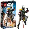 LEGO Star Wars- Boba Fett Lego Juego de Construcción, Multicolor, única (75533)