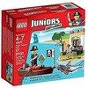 LEGO Juniors - 10679 - Jeu De Construction - La Chasse Au Trésor des Pirates