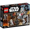 LEGO- Star Wars Set Costruzioni con fezione Bat Imperial Troo, Multicolore, 75165