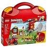 LEGO Juniors 10685 - Valigetta Pompieri