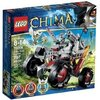 Lego CHIMA Wakz Pack Tracker 70004 (parallel import goods) (japan import)