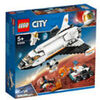 LEGO City Space Port Shuttle Ricerca Marte 60226 60226 LEGO