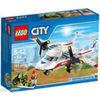LEGO CITY AEREO-AMBULANZA - LEGO 60116