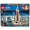 LEGO CITY SPACE PORT RAZZO SPAZIALE E CENTRO DI CONTROLLO PEZZI 838  7+   60228