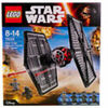 LEGO STAR WARS FIRST ORDER SPECIAL FORCES TIE FIGHTER  8-14 ANNI   ART  75101