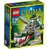 Lego Legends Of Chima- Les Animaux Légendaires - 70126 - Jeu De Construction - Le Croco Légendaire