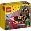 LEGO 40125 Natale SANTA