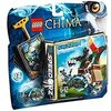 Lego- Chima Colpo Potente, Grizzam, 70110