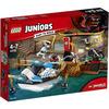 LEGO Juniors (10755). Zane e l