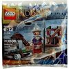 LEGO The HOBBIT The Desolation Of Smaug Lake-Town Guard Set 31 Pieces # 30216 by LEGO TOY (English Manual)
